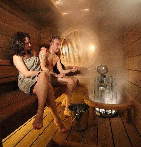 Sauna professionale da esterno massima qualità a Miglior pezzo