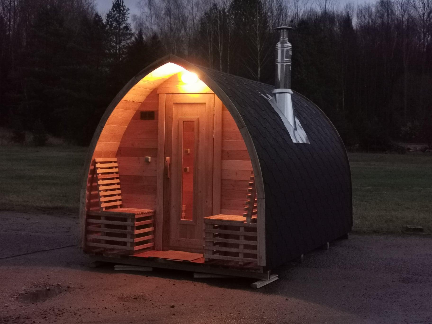 Saune Finlandesi da esterni, quali sono le tradizioni e le tipologie che esistono in commercio?