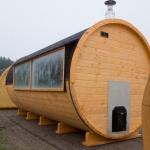 Sauna finlandese da interni produzione saune