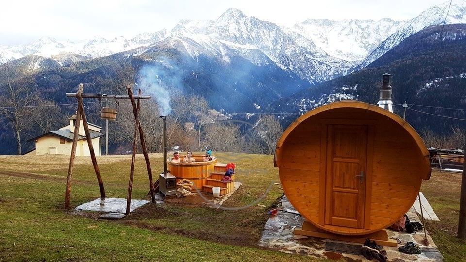 Sauna Finlandese le tradizioni e tipologie