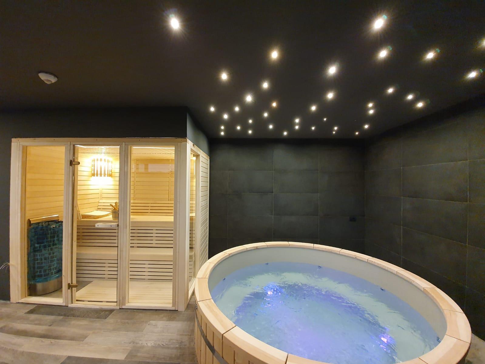 Legno Online Su Misura sauna finlandese da interni diretamente da produttore su misura