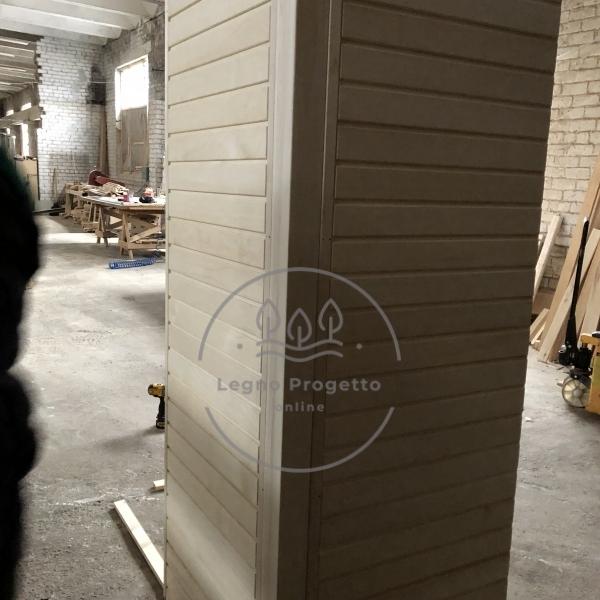 sauna da interno