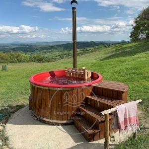 Spa tinozza hot Tub riscaldabile