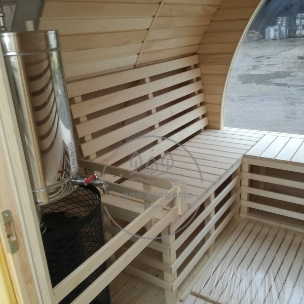 Sauna da esterno Saune finlandesi