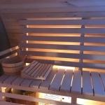 Sauna da esterno casetta in legno  Recensioni esperienza
