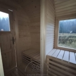 Sauna da esterno Tinozza recensione acquisto online