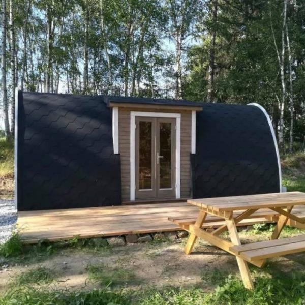 POD BUNGALOW campeggio