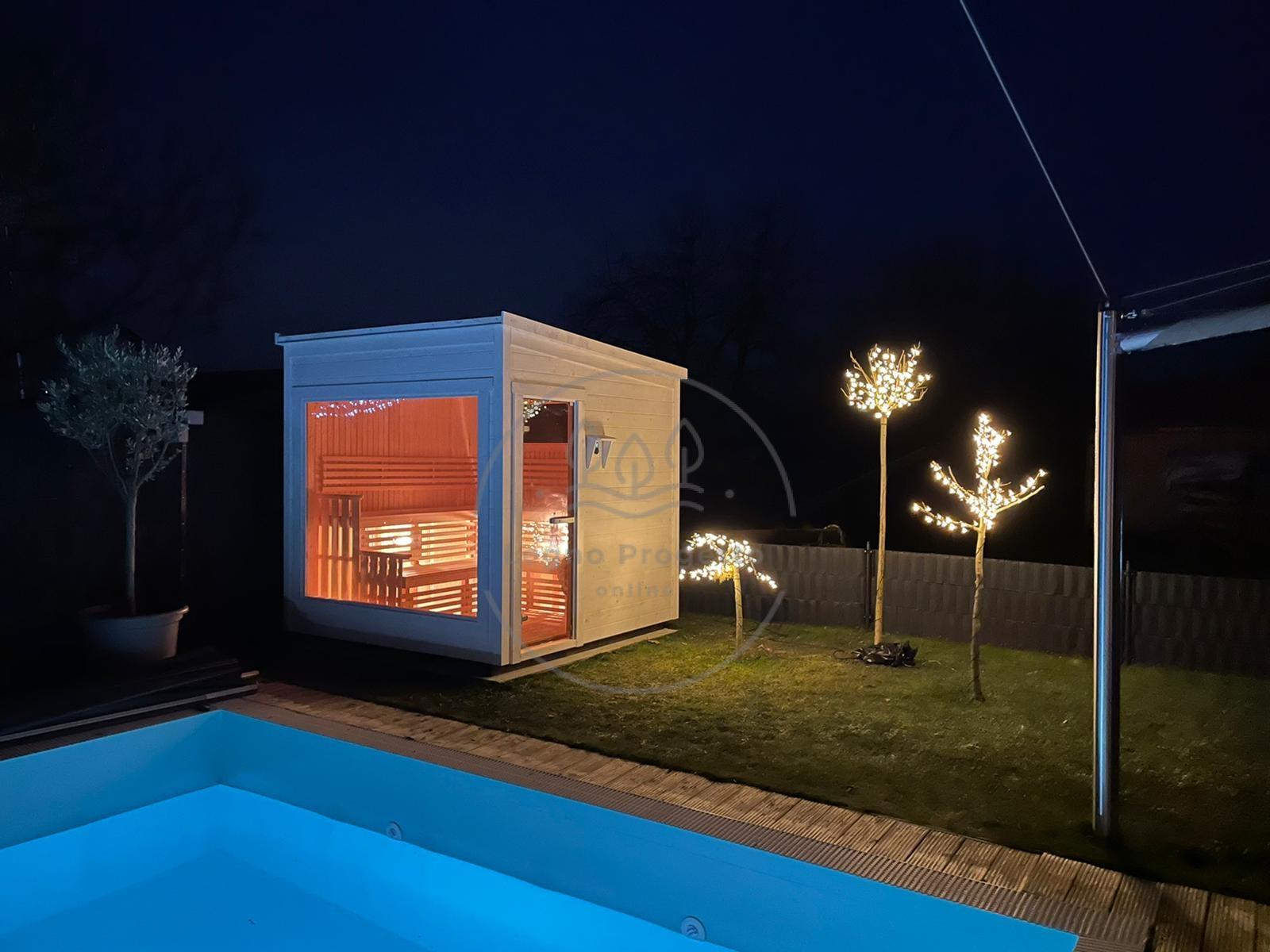 Comfort e design elegante: le Saune Moderne sono la perfetta comunione tra bellezza e stile senza tempo!